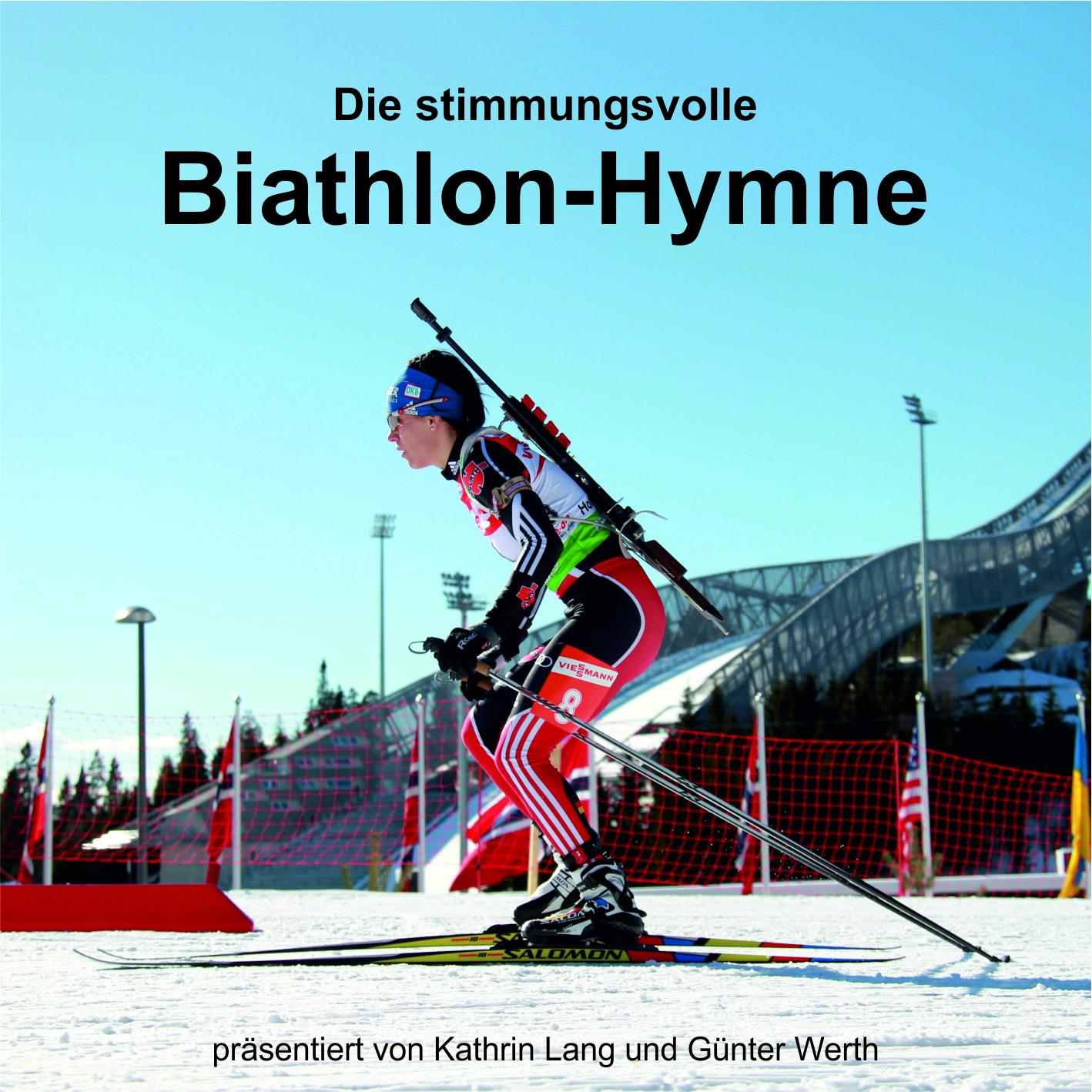 Kathrin Lang und Günter Werth