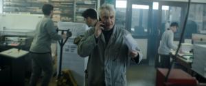 """Ausschnitt aus dem Film """"Dieter Not Unhappy"""""""